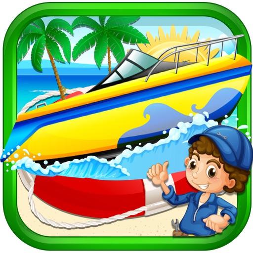 Kids Ship Workshop - Kids Game