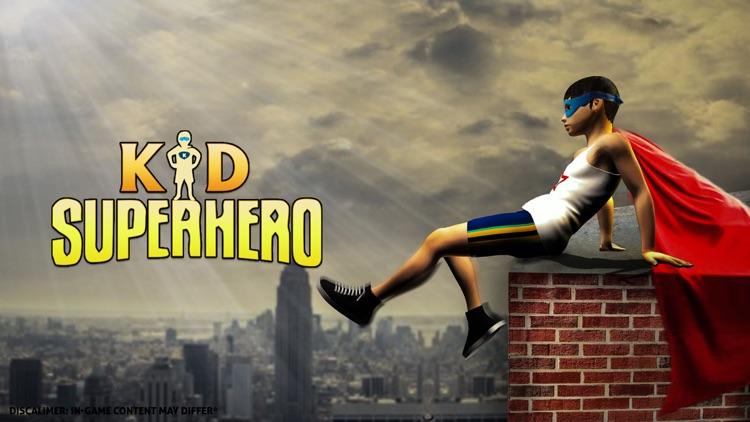 Superhero Kid Animal Rescue – Hero of Justice