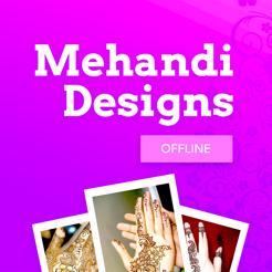 Indian & Arabic Mehndi Designs & Photos Offline