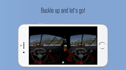 VR Racing Track screenshot three