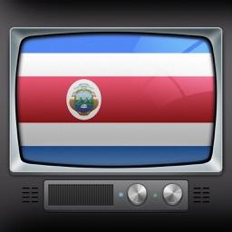 Televisión de Costa Rica Guía para iPad