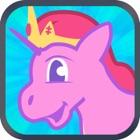 Пони Игры для Девочек: Головоломки для Детей и Мал icon