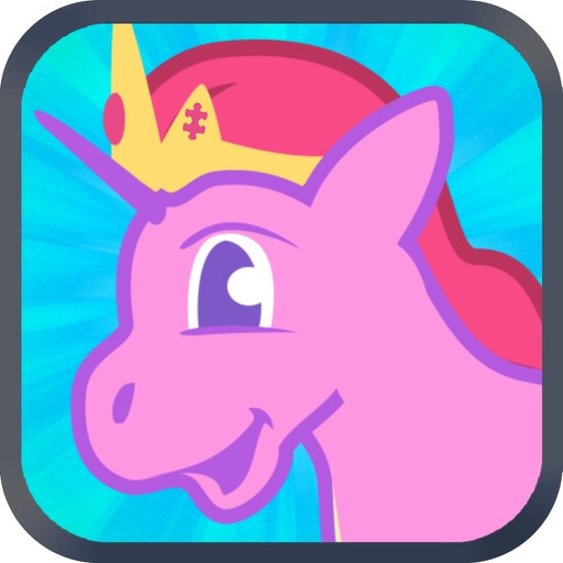 Pony Games for Girls: Little Horse Jigsaw Puzzles iOS App