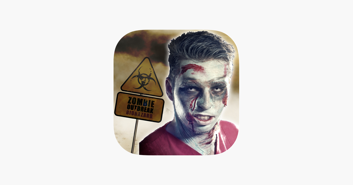 Zombie Face Booth Scary Halloween Photo FX Editor en App Store