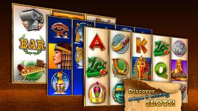 Slots - Pharaoh's Way 8.0.3  IOS