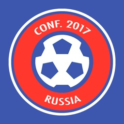 Russia 2017 / Scores for Confederations Cup
