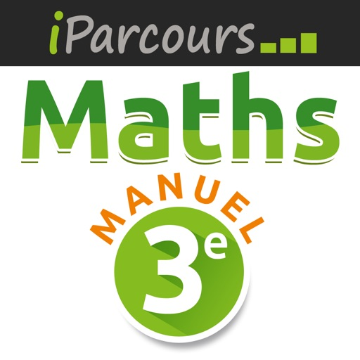 iParcours Maths 3e