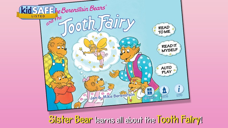 The Berenstain Bears and the Tooth Fairy screenshot-0