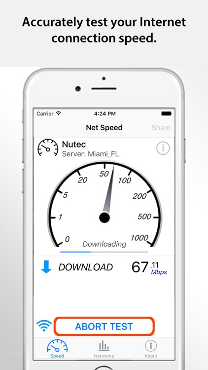 Net Speed Pro - Mobile Internet Performance Tool screenshot-4