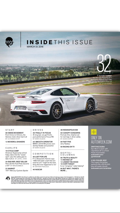 Autoweek Mag App screenshot-1