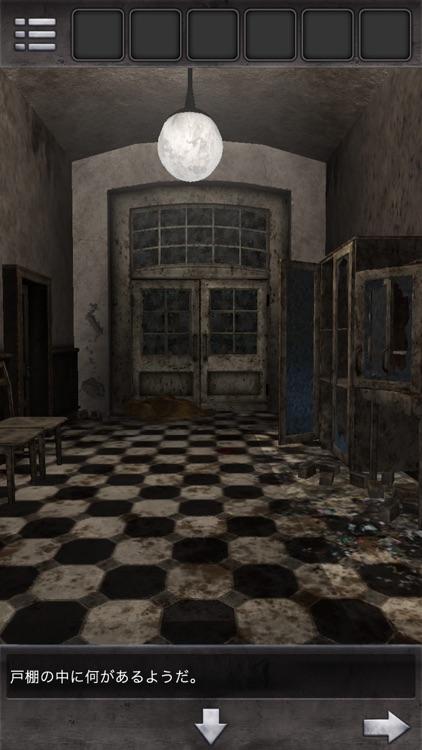 最新脱出ゲーム-廃棄病院からの脱出-ホラーなし screenshot-3
