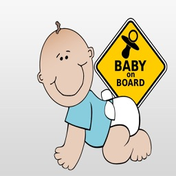 Cute Baby Stickers : For Expecting Parents