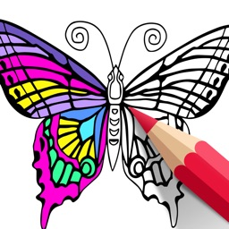 Animal Coloring Book for Adults - Color Therapy