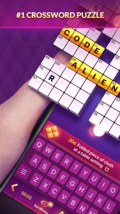 Top 10 Apps Like Puzzazz Crossword Puzzle For Iphone Ipad