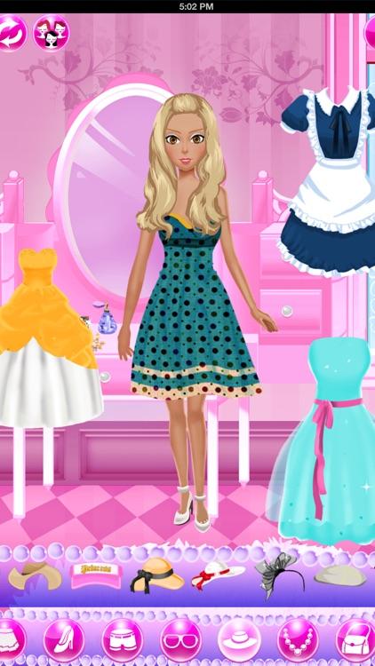 Dress Up Games: Beauty Salon screenshot-4