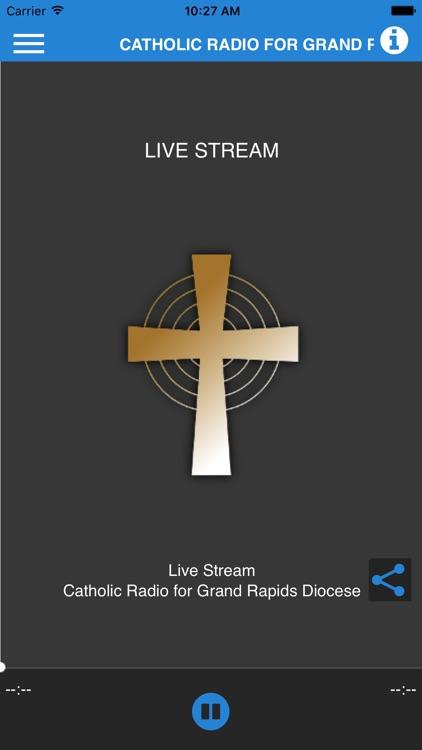 Holy Family Radio Mobile App