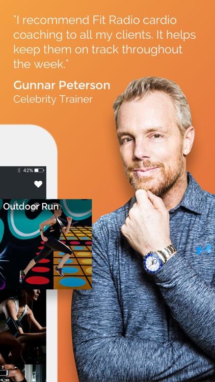 Fit Radio - Workout Music, Running, Cardio Coach