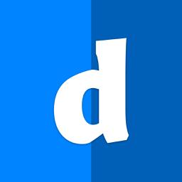 Ícone do app Duomov: crie vídeos com amigos ao seu redor