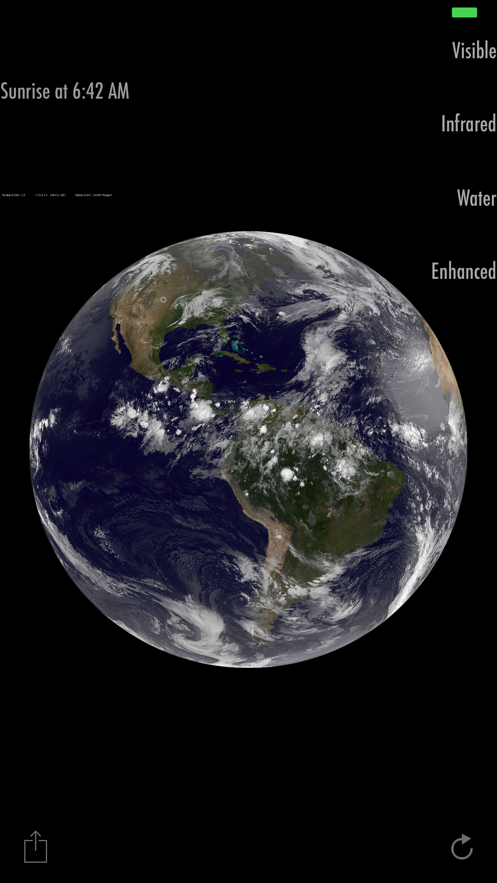 Earth View Satellite App 截图