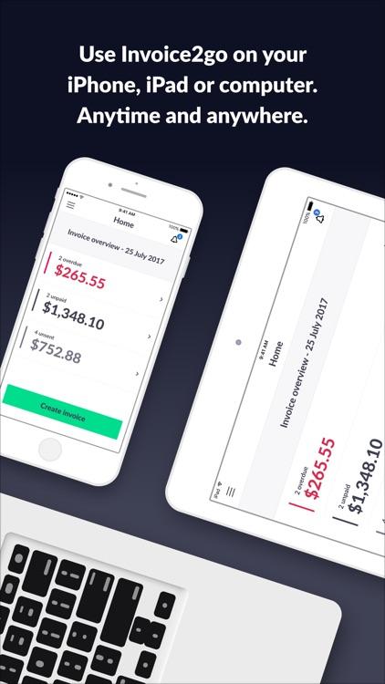 Invoice 2go — Professional Invoices and Estimates screenshot-4