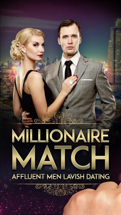 Millionaire Match - Affluent Men Lavish Dating