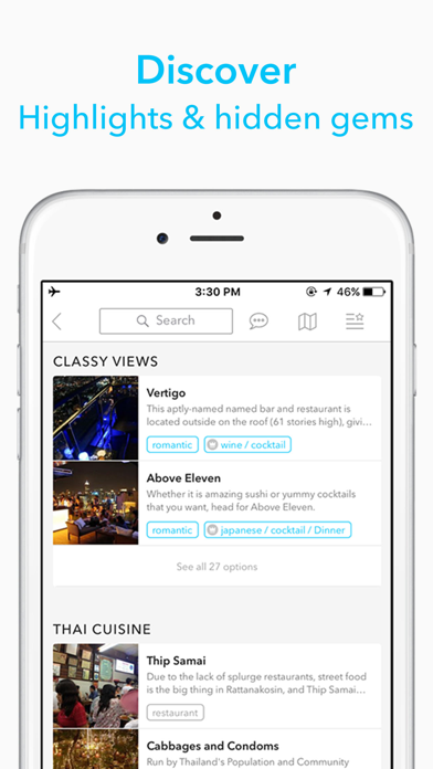 New York Travel Guide by Triposo screenshot two