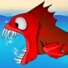 食人鱼袭击:食物捕猎
