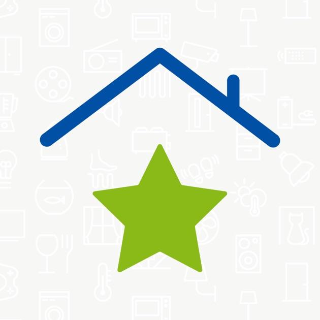 innogy smarthome im app store. Black Bedroom Furniture Sets. Home Design Ideas