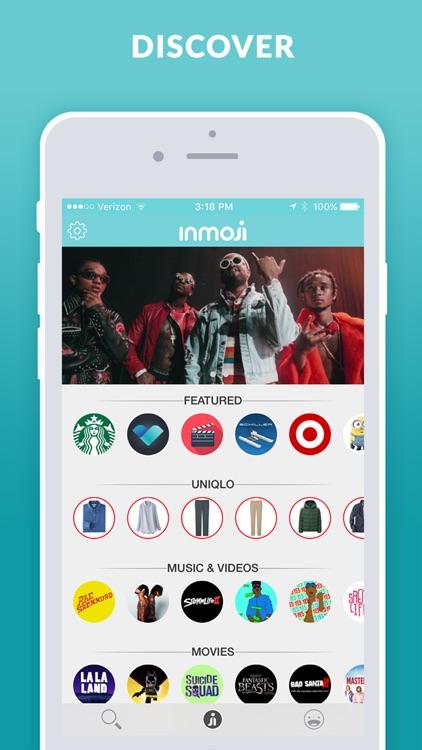 Inmoji ICE screenshot-0