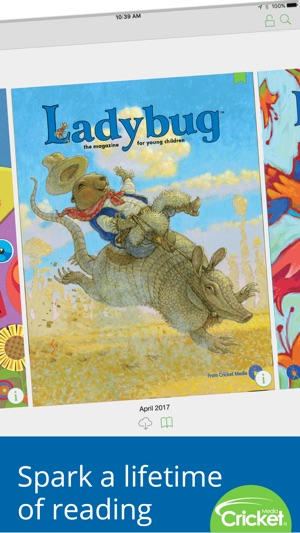 3d42c845240f Ladybug Magazine  Fun stories and songs for kids on the App Store