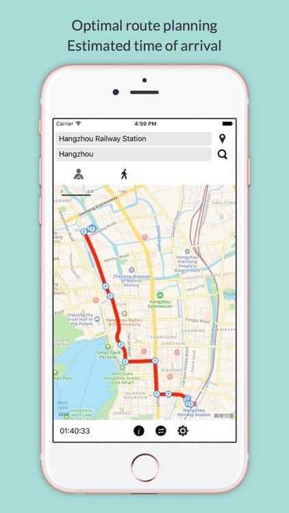 ETA Assistant - Maps, GPS navigation & traffic