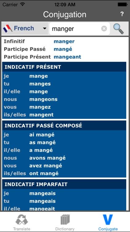 French Translator (Offline) screenshot-2
