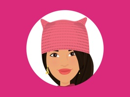 T'elle-Lilly: Women's March Stickers