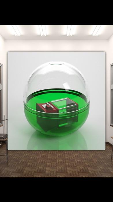 脱出ゲーム CUBIC ROOM2  - 不思議な教室からの脱出 - ScreenShot2