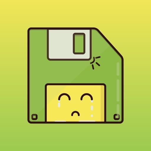 Flappy Floppy Disk