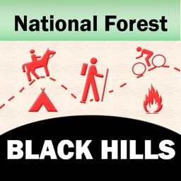 Black Hills National Forest – Offline Navigator