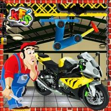 Activities of Motorcycle Workshop & Factory – Mechanic Garage