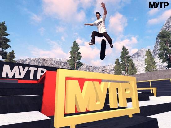Скачать игру MyTP Skateboarding
