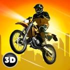 屋上バイクスタントライド3D icon