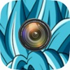 Live Blue Hair Photo Editor: Dragon Ball Edition