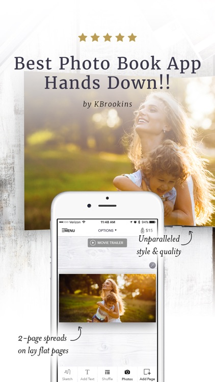 Fast Photo Book Printing & Video Sharing by Nowvel screenshot-0