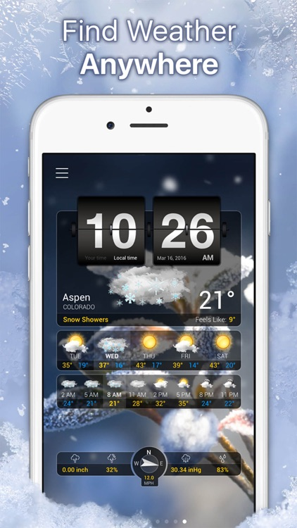 Weather⁺ screenshot-4