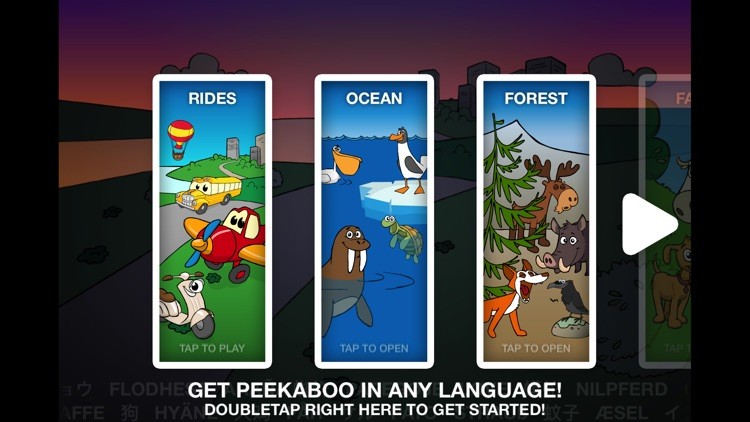Peekaboo HD Rides screenshot-3