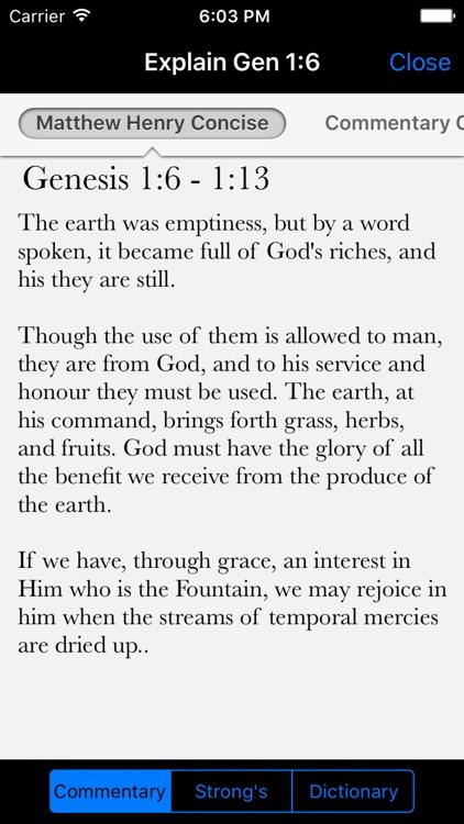 The Bible by eBible.com screenshot-3