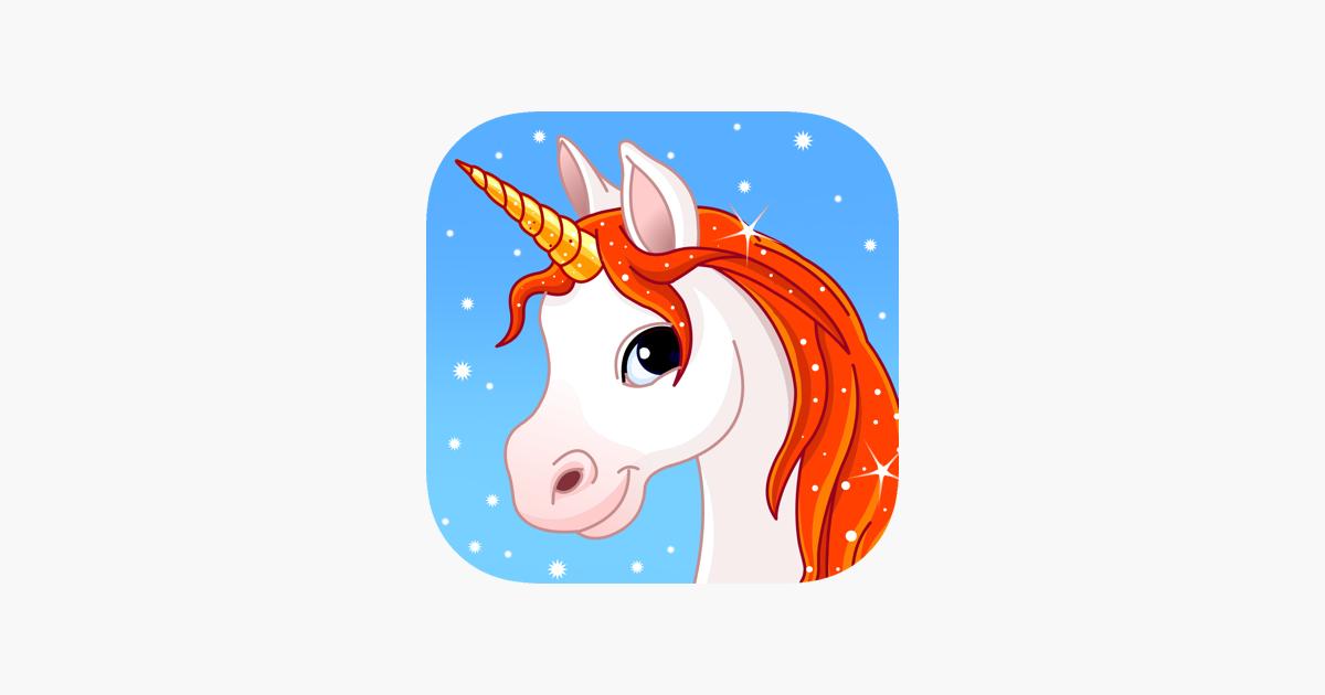 Lindo Ponis y Unicornios : Rompecabezas en App Store