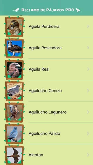 download Reclamos de Pájaros PRO apps 4