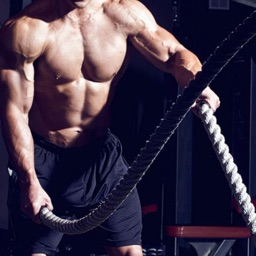 Jumping and Battle Ropes