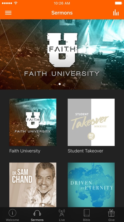 City Center Church App