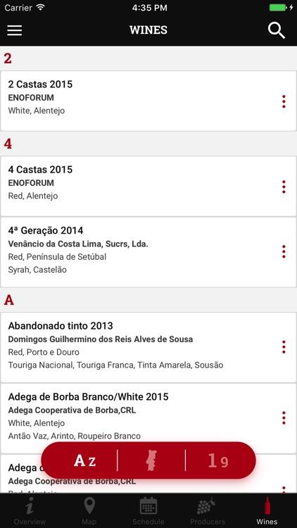Wines of Portugal screenshot-4