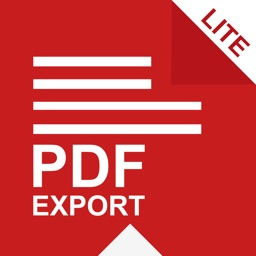 PDF Export Lite: Converter, Scanner, Merger, Split
